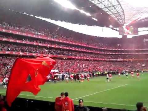 2º Golo do Lima Benfica-Olhanense Campeao 2013/2014