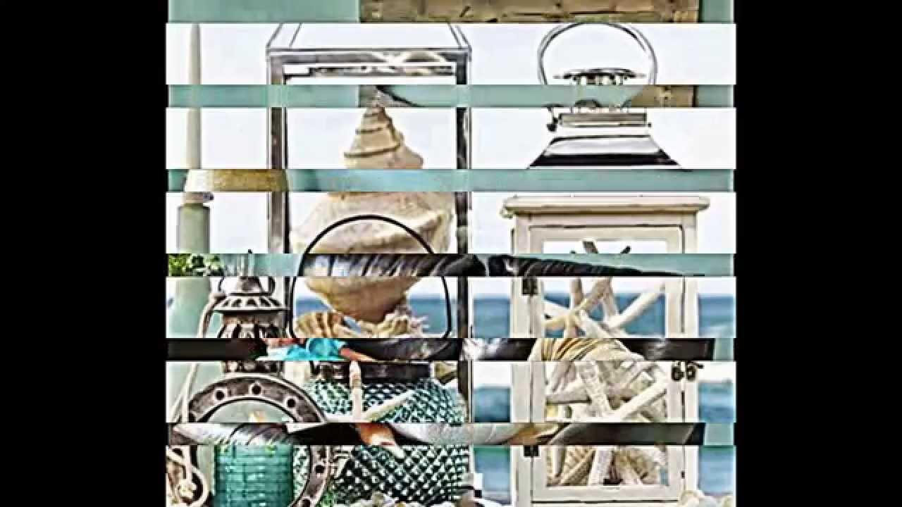 18 sommerliche maritime deko ideen f r drinnen und drau en youtube. Black Bedroom Furniture Sets. Home Design Ideas