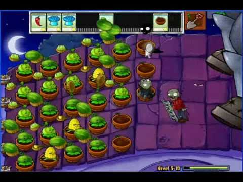 Plants Vs Zombies Final Boss