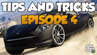 GTA 5 Online Tips And Tricks, Ep. 4! Numbers, Impound