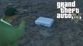 "GTA 5: $25,000 Secret Briefcase Location! ""Deal Gone Wrong"