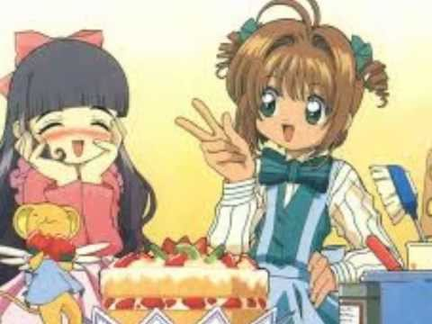 Sakura card captor capitulo 23. Cancion de Tomoyo Full