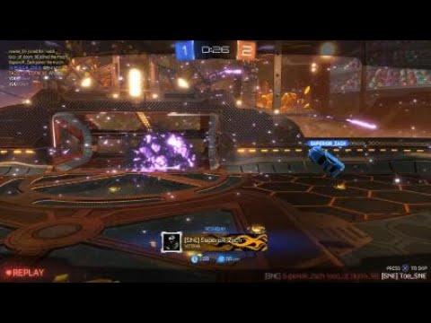 Dribble skills   Rocket League