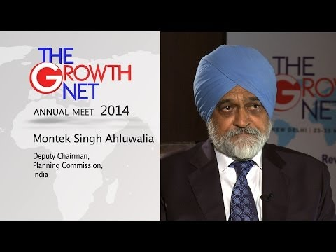 Montek Singh Ahluwalia, Deputy Chairman, Planning Commission, India