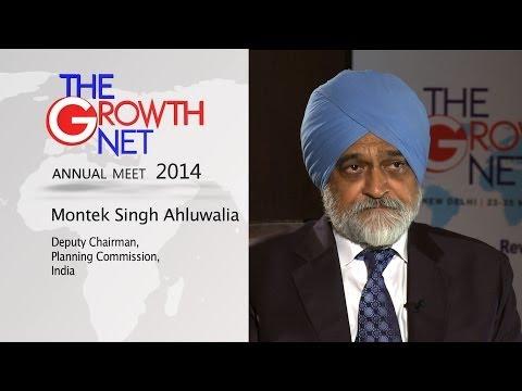 Montek Singh Ahluwalia, Deputy Chairman, Planning Commission, India