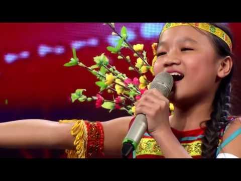 Top 10 giọng hát Việt nhí nổi tiếng nhất (Phương Mỹ Chi,Thiện Nhân,Quang Anh,...)