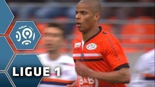 Goal Kévin MONNET-PAQUET (87′) – FC Lorient-Montpellier Hérault SC (4-4) – 20/04/14 – (FCL-MHSC)