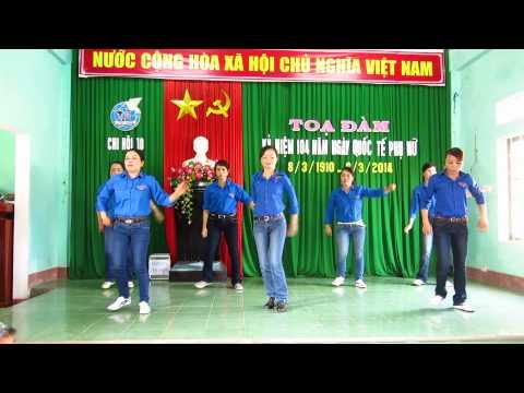 Nhảy dân vũ