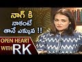 Amala Akkineni On Disputes In Her Family Life- Open Heart ..