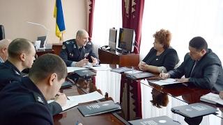 Народний депутат України Ірина Єфремова відвідала ХНУВС