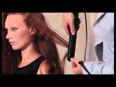 How to create luxe and loose waves with ghd eclipse