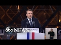 Macron wins French presidential election over LePen by a landslide