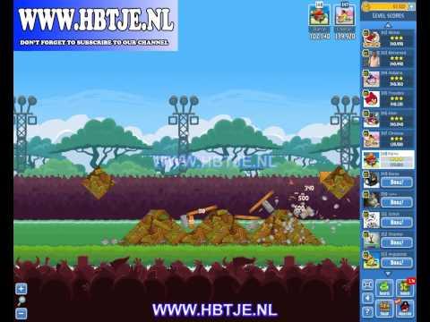 Angry Birds Friends Tournament Week 95 Level 1 High Score 143k (tournament 1)