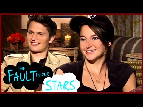 THE FAULT IN OUR STARS' Shailene Woodley gets POETIC
