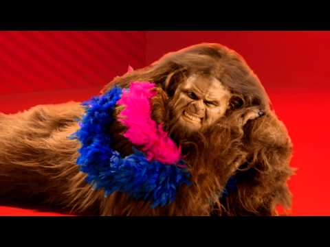 Apples to Apples: Glamorous Bigfoot