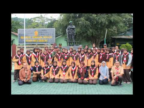 ... LDKS kelas X SMA Al Muslim Bekasi Tahun Pelajaran 2013/2014 bagian 4