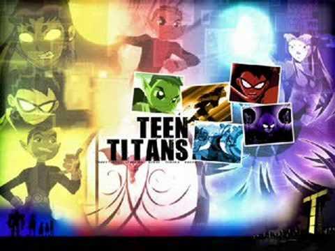 Theme Teen Titans Japan 68