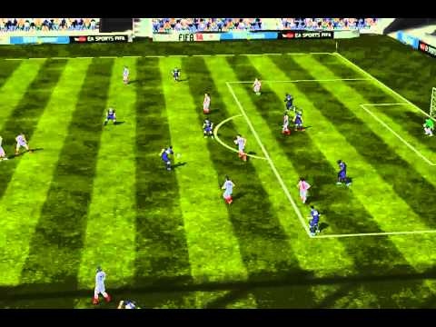 FIFA 14 iPhone/iPad - KILLSWITCH MJT vs. Hércules CF