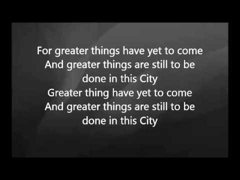 God of this city lyrics chris tomlin