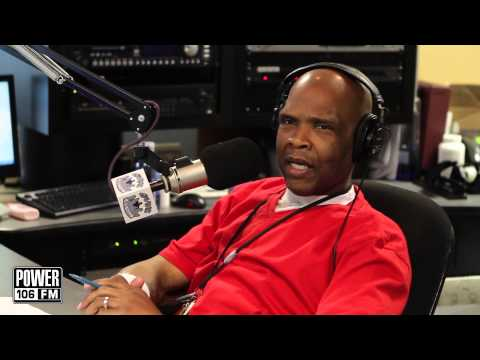 Warren G on his friendship with Biggie