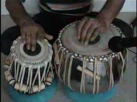 Tabla Lesson 7 by Venkat