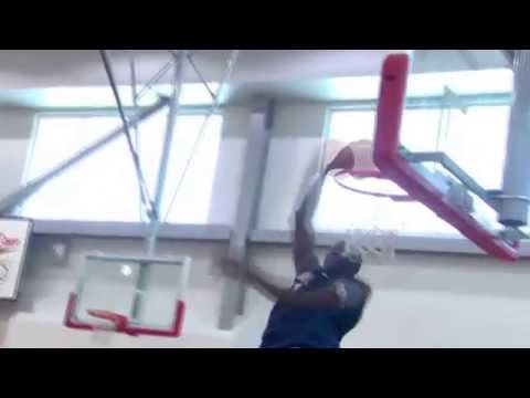Victor Oladipo and Tim Hardaway Jr. Dunk-Off at USAB Training Camp
