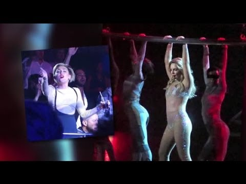 Britney Spears Kicks Off Her Las Vegas Residency