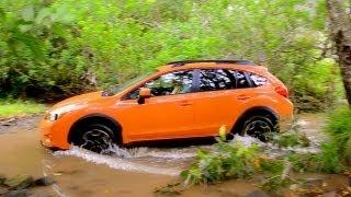 2013 Subaru XV Crosstrek First Test Drive With Charlie