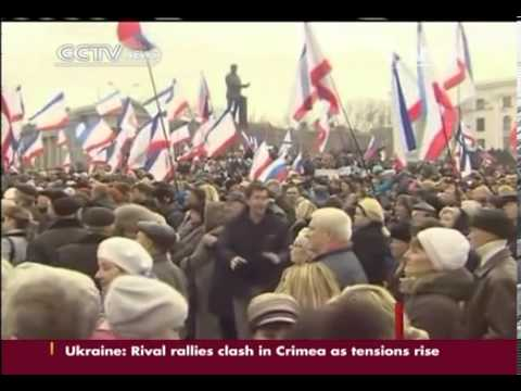 Crimea to hold referendum on Sunday
