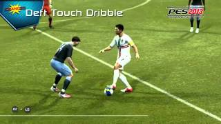 PES 2013 Tricks & Skills Tutorial