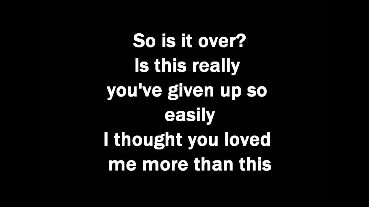 All i do lyrics az lyrics - Voulez vous coucher avec moi song lyrics ...