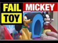 Naughty DISNEY MICKEY Toy. OMG . . . FUNNY Inappropriate Toy Product Review by Mike Mozart of JeepersMedia of Rockin Bobbin Mickey Mouse Clubhouse