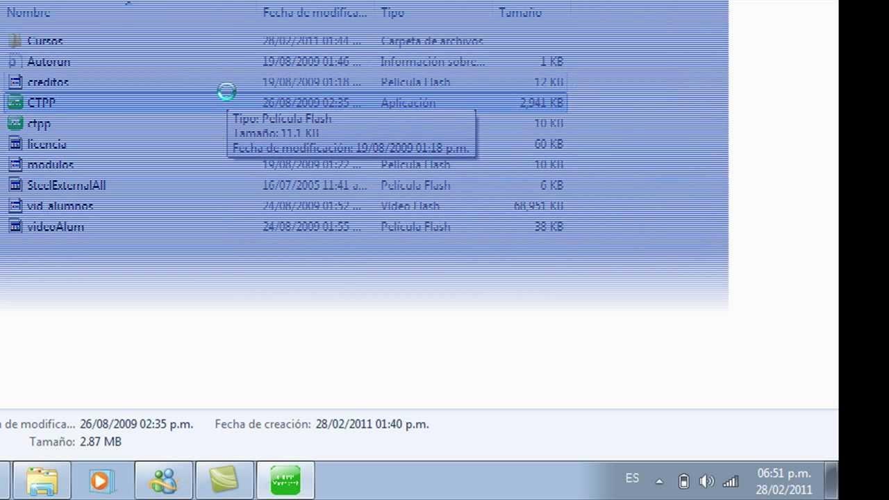 microsoft office 2007 tutorial (español) - YouTube