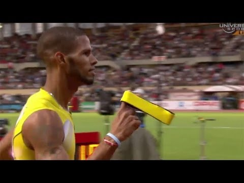 Culson easy 400mH win in Lausanne Diamond
