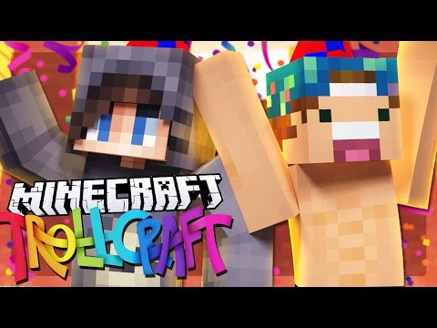 ADORABLE HOUSE DECORATION PARTY! | Minecraft: TrollCraft