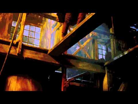 Jack Sparrow &amp; Angelica Fight Scene | Pirates of the Caribbean: On Stranger Tides