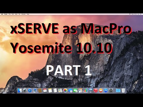 Xserve as MacPro Part 1 (N90X)