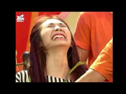 [BTS] Ngô Kiến Huy không biết sợ, Khổng Tú Quỳnh chỉ có thể hét