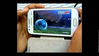 PES 2012 On Samsung Galaxy S Duos (apk And Sd Data)