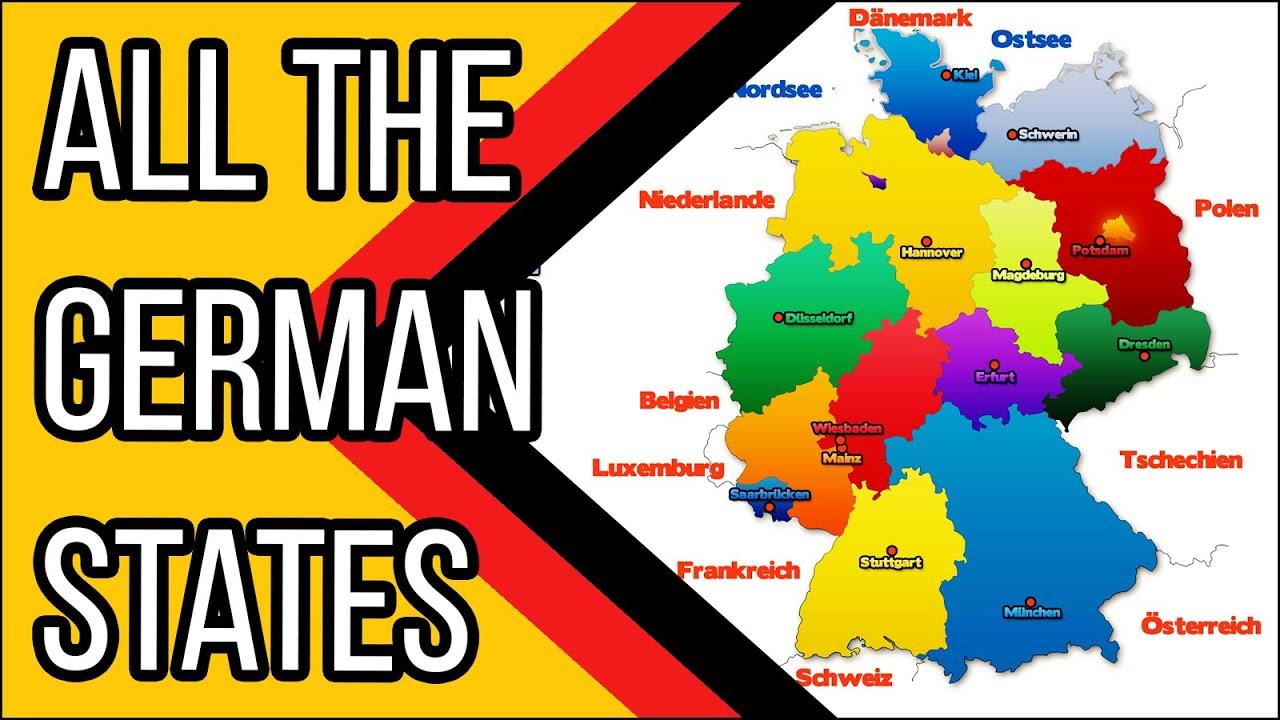 learn german episode 9 the german federal statesdie