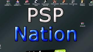 Como Atualizar O Firmware PSP 2000/3000/Go