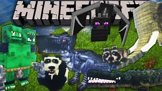 Minecraft: Zoo Keeper Names, Traps, World Seed Ep. 0