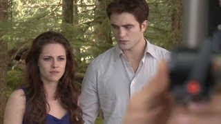 5 Minutes Dans Les Coulisses De Twilight 5 (Making-Of