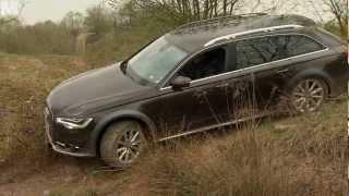 Audi A6 allroad quattro videos