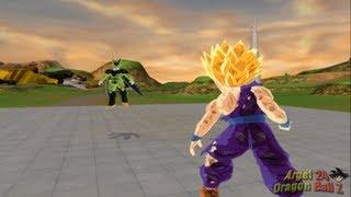 """Dragon Ball Z Budokai Tenkaichi 3 Version Latino """" Pelea"""