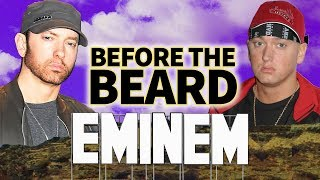 EMINEM - BEFORE THE BEARD - IS IT HERE TO STAY?!?!
