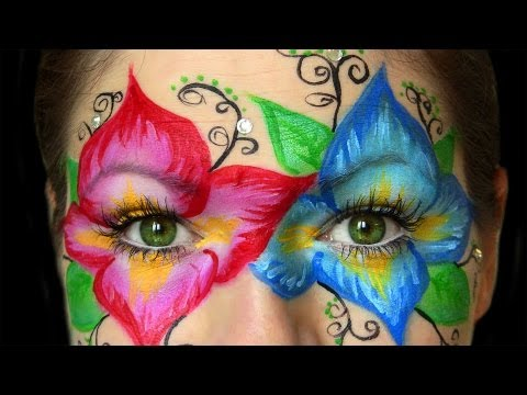 Flower Mask Creative Makeup, READ ME!!! Voting for NYC has ended and I won! Thanks for your support! Subscribe to my second Youtube channel for Day in the Life vlogs, cooking tutorials, ...