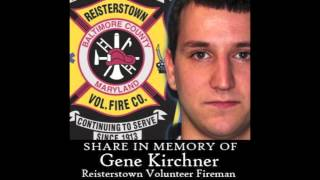 """End Of Watch"" Radio Transmission For Gene Kirchner"