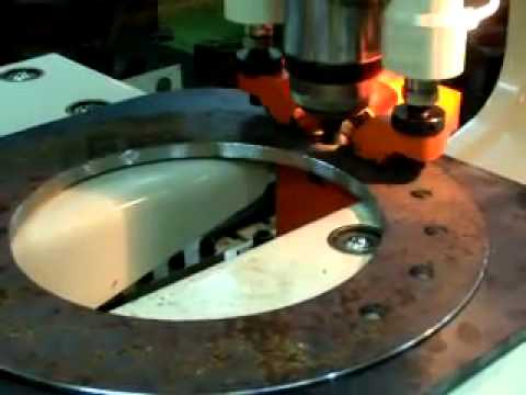 Sunrise CNC Punching Flange