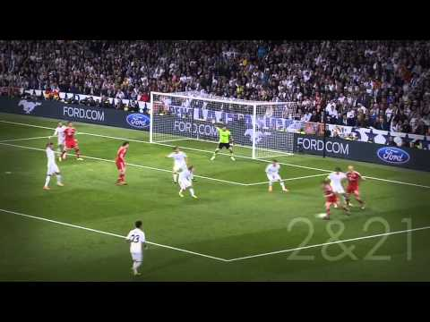 Philipp Lahm VS. Real Madrid CF - CL 13/14 [HD]